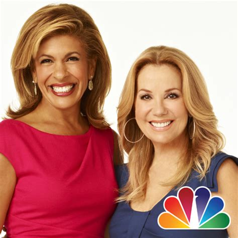 the today show with hoda and kathie lee ambush makeovers holly on nbc s today show kathie lee and hoda holly tucker