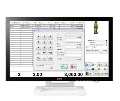 Software Kasir Profesional Program Kasir Resto Dan Retail ciptama computer komputer kasir program kasir