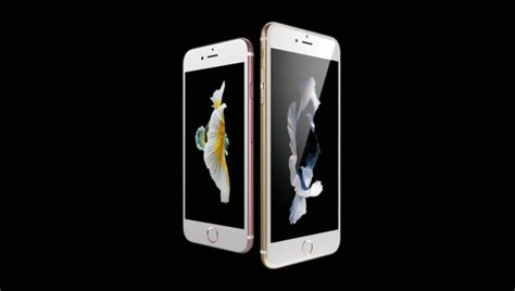 apple makes the iphone 6s and 6s plus official imore