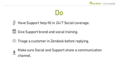 teamwork desk vs zendesk trusting your support team with social media