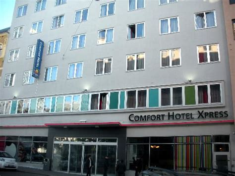 hotel comfort oslo outside view bild von comfort hotel xpress youngstorget