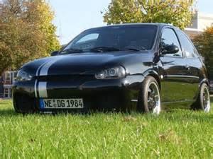 Opel Corsa B Tuning Opel Corsa B Black B Tuning Community Geilekarre De