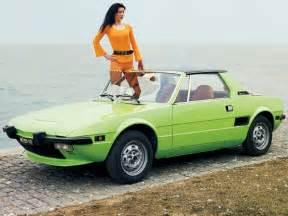 Fiat X1 Fiat Bertone X1 9 L 233 Trange Italienne Boitier