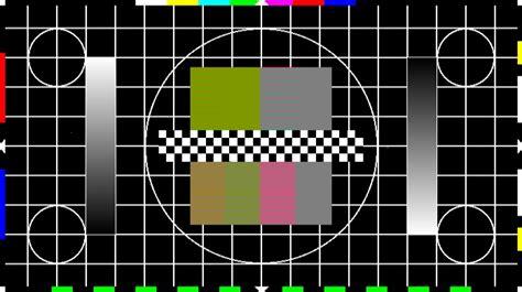 test pattern pal tv generator pal secam ntsc
