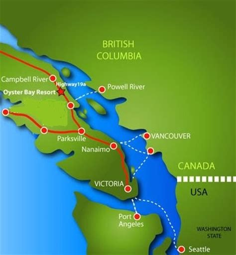 vancouver usa map and architecture mainly canada s most spectacular