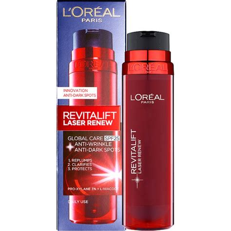 Loreal Revitalift Day 50ml l oreal revitalift laser renew day global care 50ml