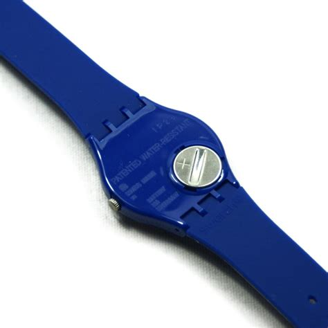 Swatch Klasik swatch blue classic gs144 swatch gs144
