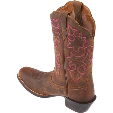 ariat s up square toe cowboy boots academy