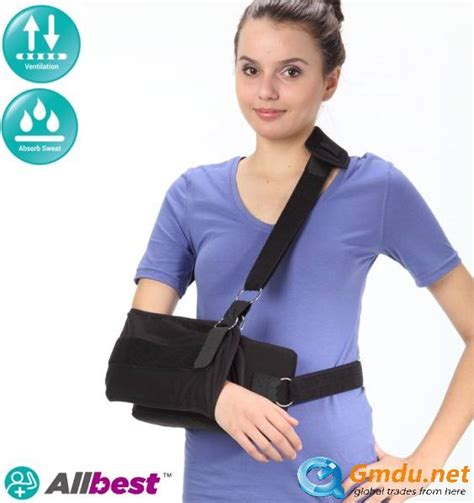 Arm Sling With Pillow by Acs005 Arm Sling With Pillow