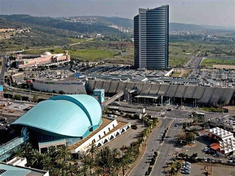 Of Haifa International Mba by International Convention Center Tourism Conventions