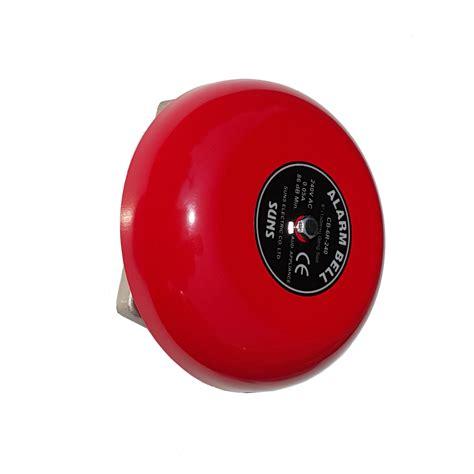 Alarm Bell 6 suns cb 6r 240 240v alarm bell 6 inch 240 volt ac 6