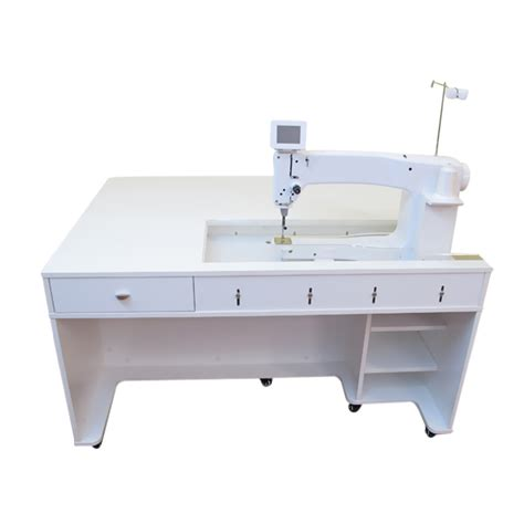 arrow cabinets sewing arrow 1311 model quilty sewing crisp white ebay