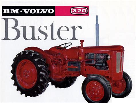B For Buster volvo bm tractor construction plant wiki fandom