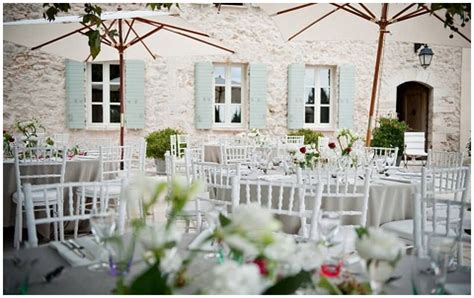 Wedding Venue France Spotlight Bastide St Mathieu Shabby Chic Wedding Venue