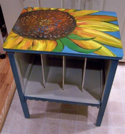 fun furniture painting ideas best 25 painted table tops ideas on pinterest