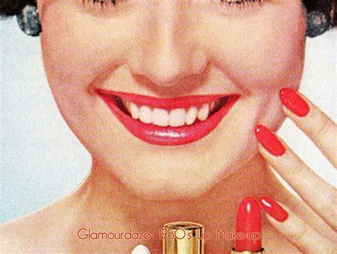 Make Up Sk Ii 1950s makeup colors mugeek vidalondon