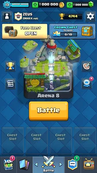 download game android clash royale mod download clash royale v1 9 7 apk mod unlimited money