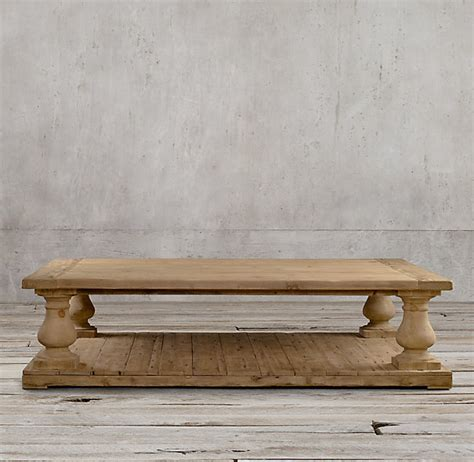restoration hardware wood table restoration hardware coffee table design images photos