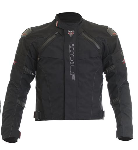 motorcycle clothing wolf freestyle ii textile motorcycle jacket motorbike jacket
