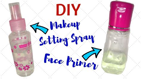 primer and makeup setting spray for gorgeous and flawless skin