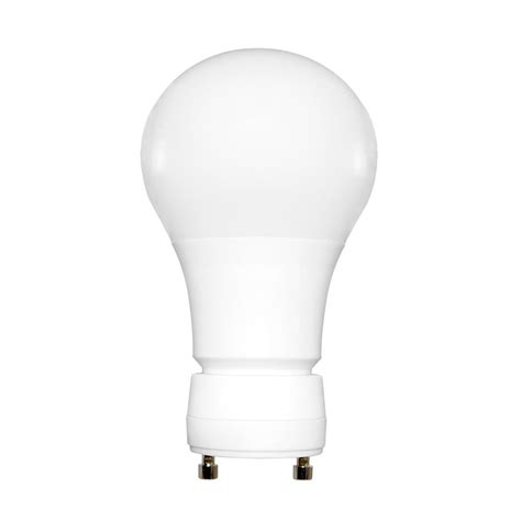 led light bulb equivalent to 60w cree connected 60w equivalent white a19 dimmable led