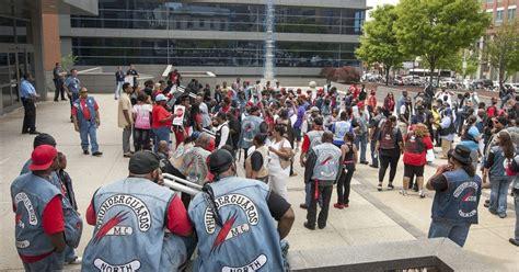 thunderguards protest unfair gang label