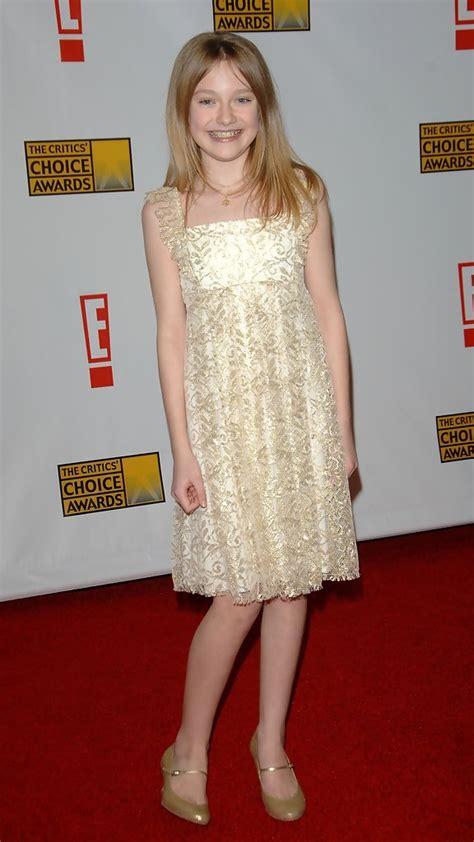 12th Annual Critics Choice Awards by Dakota Fanning Photos Photos 12th Annual Critic S Choice