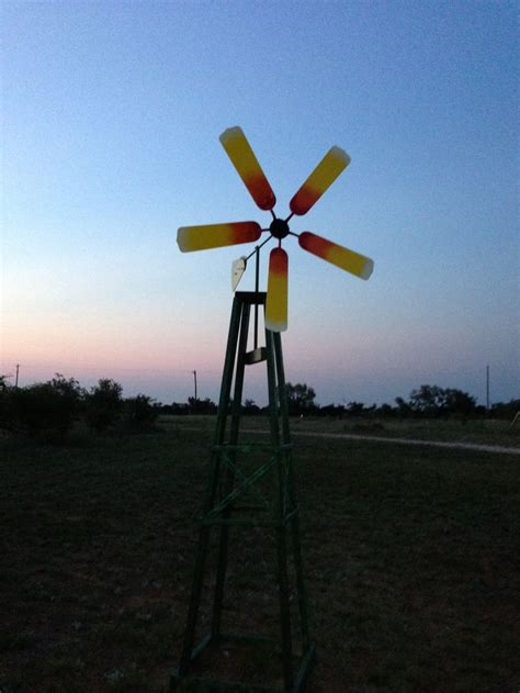 how to make a windmill ceiling fan sunflower windmill we made this out of ceiling fan blades