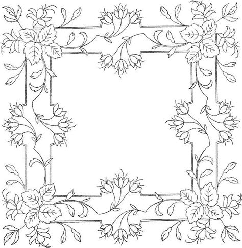 coloring pages detailed flowers flower coloring page