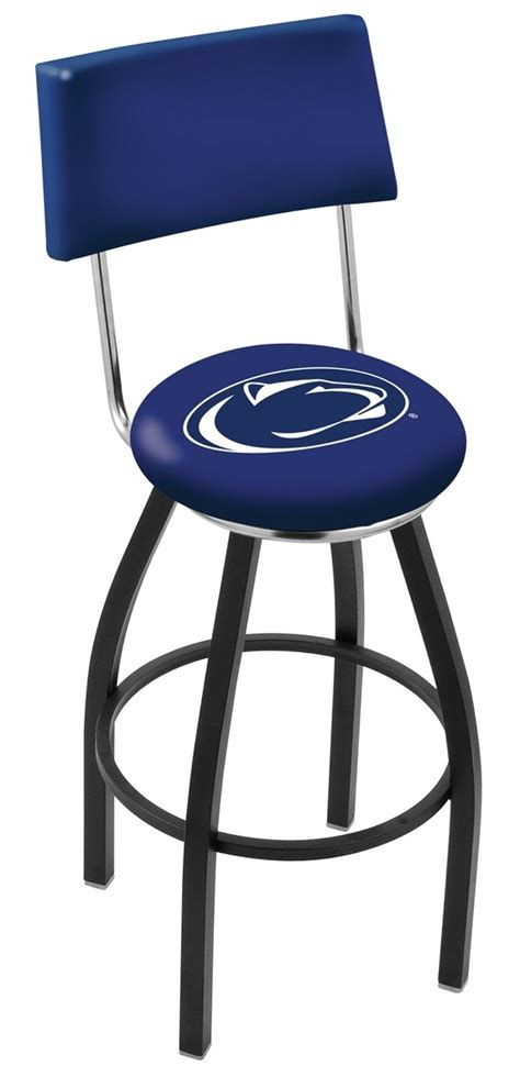 Team Logo Bar Stools by L8b4 Pennsylvania State Logo Bar Stool
