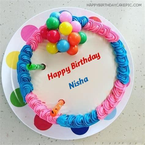 happy birthday nisha mp3 download colorful happy birthday cake for nisha