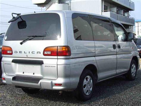 mitsubishi delica cer mitsubishi delica space gear xe 2001 used for sale