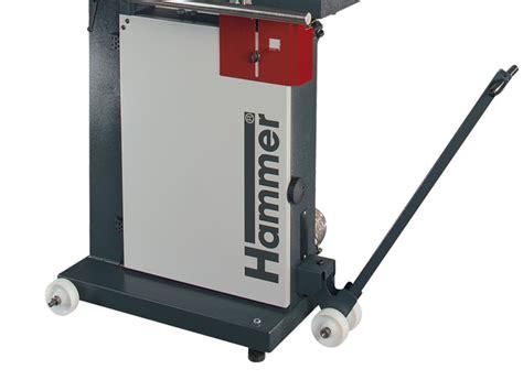 Bandsaw N 4400 Hammer Woodworking Machines