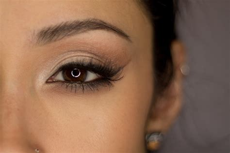 Eyeshadow Soft soft yet glam eyeshadow look 183 how to create a eye makeup 183 on cut out keep