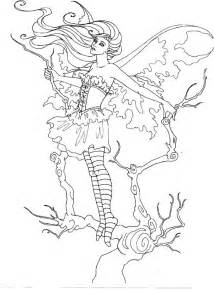 Amy Brown Coloring Pages  AZ sketch template