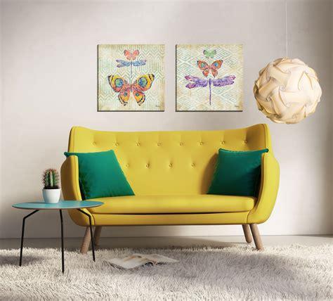 gango home decor watercolor monarch butterfly