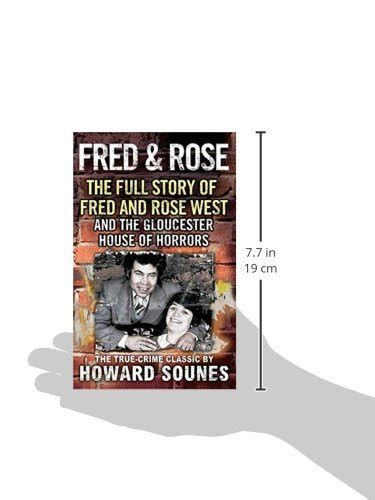 libro the house of fiction libro fred and rose the full story of fred and rose west and the gloucester house of horrors di