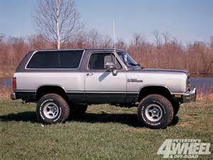 live the of a titan in the dodge ramcharger