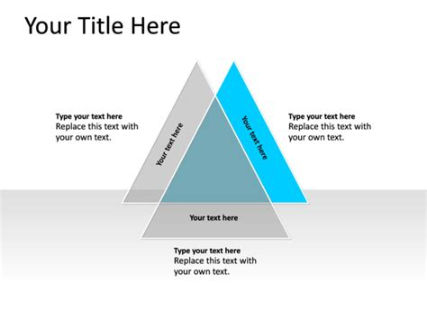triangle venn diagram venn diagram powerpoint slide images how to guide and refrence