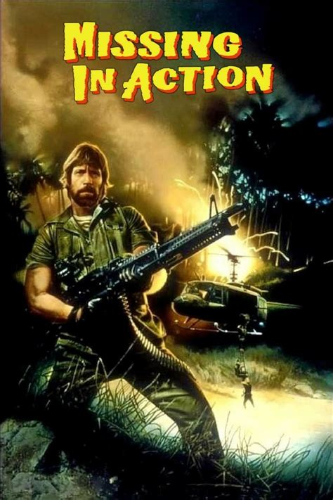 missing in action 1984 posters the movie database tmdb