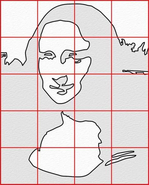 portrait template pop portrait lesson plan