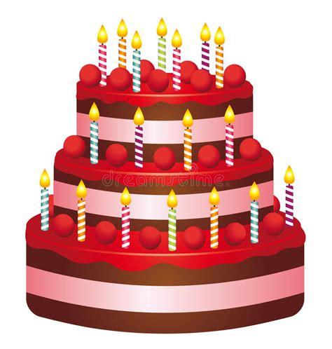 birthday cake royalty  stock photo image