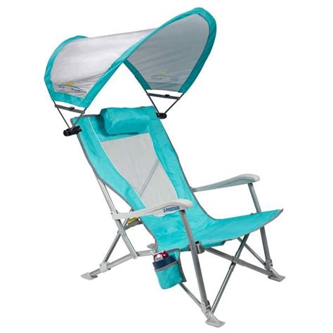 large chair with sunshade gci outdoor sunshade recliner west marine