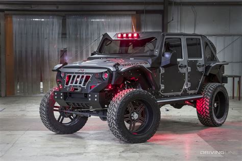 Jeep Four By Four Fab Fours 2015 Jeep Wrangler Unlimited Rubicon Mall