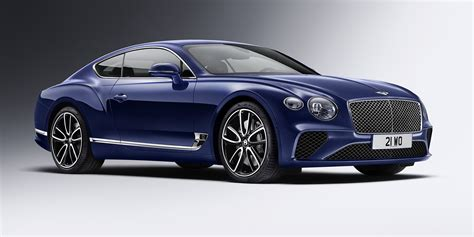 bentley coupe 2017 2018 bentley continental gt revealed here in q2 2018