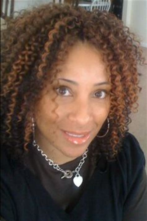 medium curly tree braids tree braids using fingerroll hair in dark brown with soft
