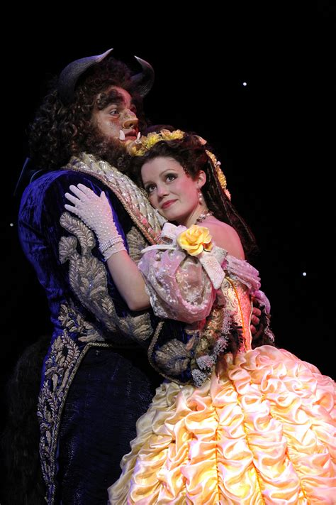 beauty and the beast the original broadway musical disney s beauty and the beast around the town chicago