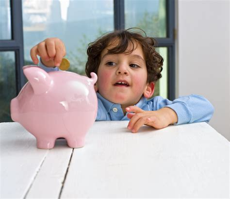 children s bank accounts encouraging financial responsibility in children money 101