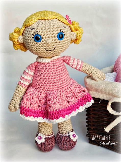 crochet doll smartapple creations amigurumi and crochet