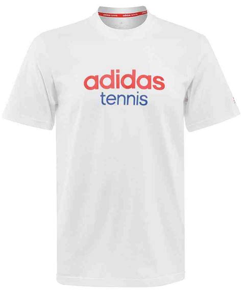 adidas tennis t shirt sport equipment